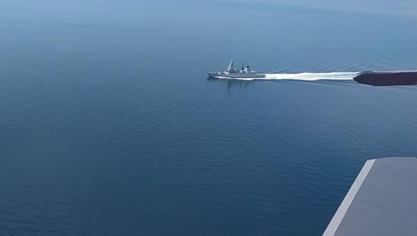 Надо таранить? Стрелков предрек новые провокации НАТО в Черном море