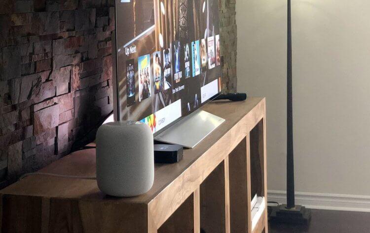 Apple делает свою Яндекс.Станцию на замену Apple TV и HomePod