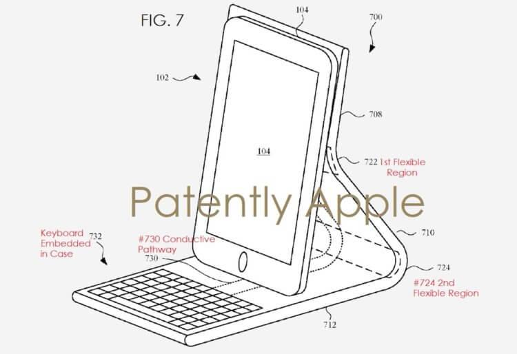 Гибрид бульдога с носорогом: Apple засветила iPhone с физической клавиатурой