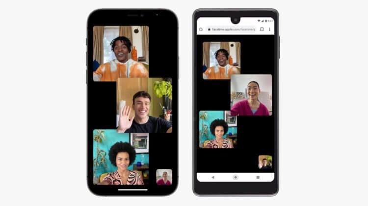 Apple представила iOS 15 с новыми уведомлениями, погодой, Apple Maps и FaceTime для Android