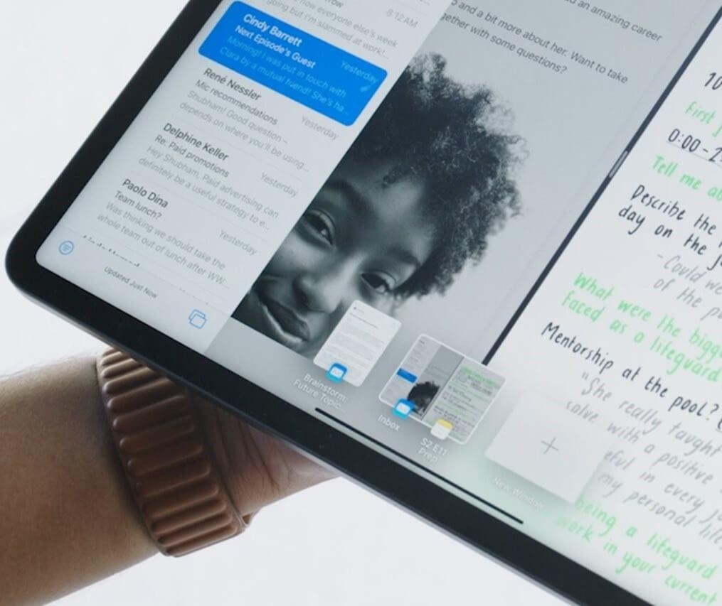 Apple показала iPadOS 15 и это очень грустно