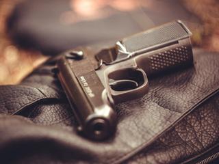 Петербургский подросток украл пистолеты отца своей приятельницы
