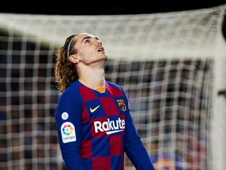'Барселона' может расстаться с Гризманном