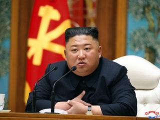 Ким Чен Ын появился на публике впервые за последний месяц