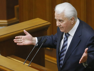 Заявление Кравчука вызвало осуждение и смех