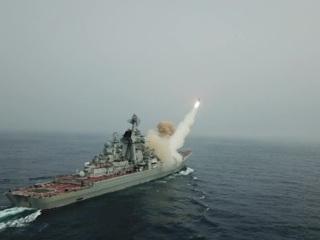Россия провела учения по защите морских рубежей