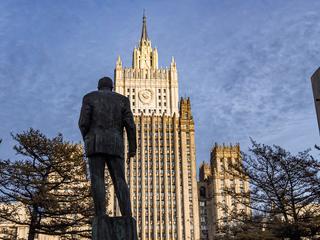 Посол Польши побывал в МИД РФ и отказался общаться с журналистами