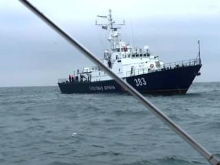 Глава Погранслужбы рассказал, как от берегов Крыма отогнали британский эсминец