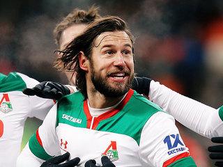 Крыховяк признан лучшим футболистом премьер-лиги в апреле
