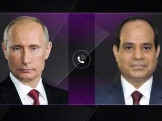 Не только авиасообщение: разговор лидеров России и Египта