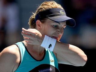 Анастасия Павлюченкова снялась с турнира в Риме