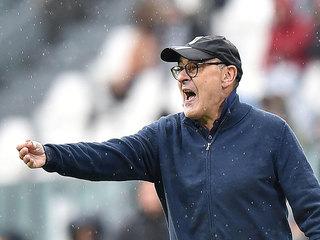 Маурицио Сарри стал новым тренером 'Лацио'