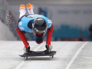 Скелетонист Третьяков не попал в призеры чемпионата России