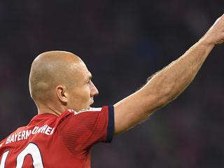 Арьен Роббен может окончательно завершить карьеру футболиста