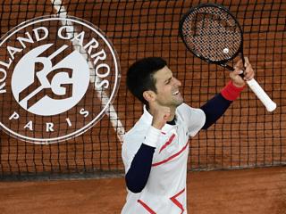 Джокович и Надаль вышли в 1/8 финала Roland Garros