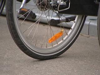 ГИБДД напомнила о штрафах для велосипедистов