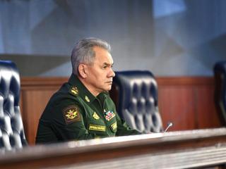 Шойгу поговорил с министром обороны Армении