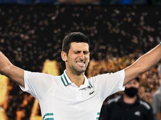 Джокович завоевал 83 трофей в карьере, выиграв турнир в Белграде