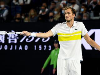 Даниил Медведев снова стал второй ракеткой мира