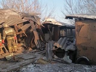 Взрыв газа в Серпухове: пострадала 14-летняя девочка