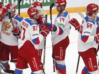 Сборная России дозаявила на чемпионат мира пятерых игроков