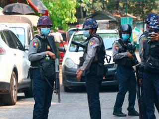 Журналист немецкого информагентства DPA задержан в Мьянме