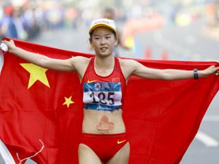 Установлен новый мировой рекорд по спортивной ходьбе