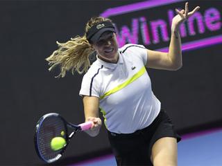 Павлюченкова не смогла пробиться в финал турнира в Мадриде