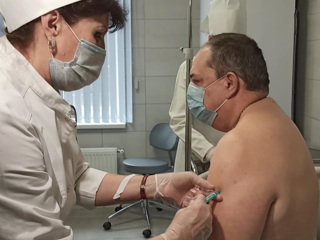 После вакцинации 'Спутником V' не зафиксировано ни одного случая тромбоза