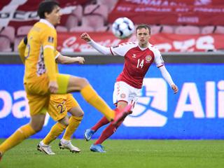 World Cup-2022. Сборная Дании разгромила молдаван