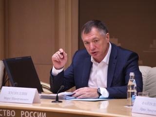 Хуснуллин предложил сократить некоторые регионы РФ