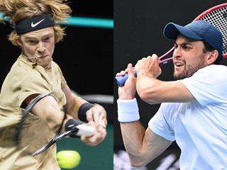 Русский полуфинал в Дубае: Рублев против Карацева