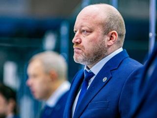 'Сибирь' рассталась с главным тренером Заварухиным