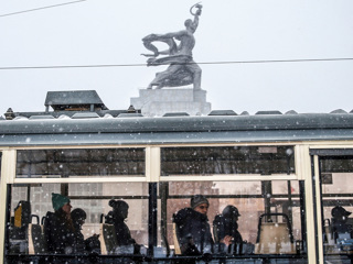 Зима пришла: вероятность снега в Москве – 95 процентов