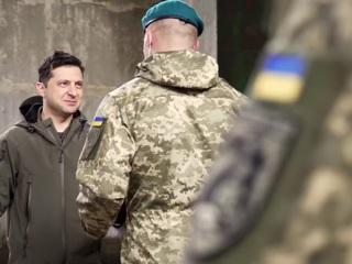 Зеленский 'вернулся к необходимости устанавливать перемирие'