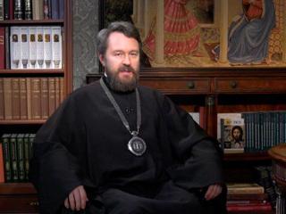 Митрополит Иларион осудил Ксению Собчак