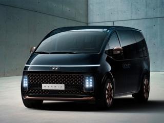 Футуристический минивэн Hyundai появится и в России