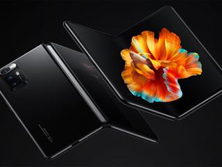 Представлен первый складной смартфон Xiaomi
