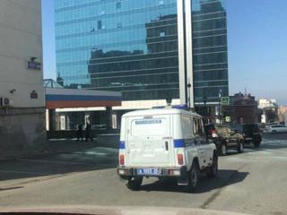 Взрывных устройств здании мэрии Владивостока не нашли