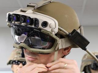 Microsoft экипирует 'солдат будущего' для Пентагона