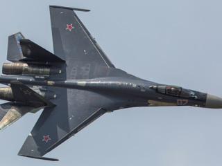 Истребитель Су-35 может конкурировать с самолетами пятого поколения