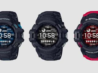 Противоударные часы Casio G-Shock стали 'умными'