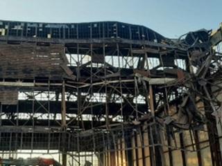 Жертвами обрушения крыши ангара в Ахтубинске стали два человека
