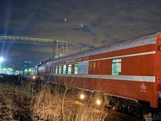 В Самарской области горит ангар с резиной площадью 1200 кв.м