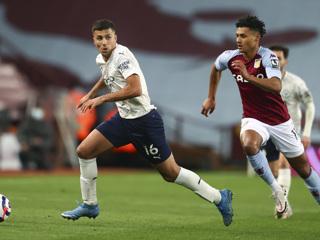 'Манчестер Сити' одержал волевую победу над 'Астон Виллой'