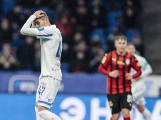 Футболисты 'Динамо' уступили 'Химкам' матч 27 тура премьер-лиги