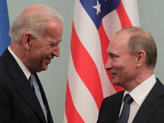 Кремль высказался о возможном месте встречи Путина и Байдена