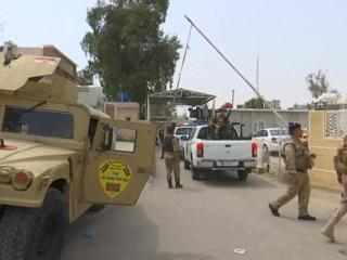 По базе коалиции в Ираке нанесен ракетный удар