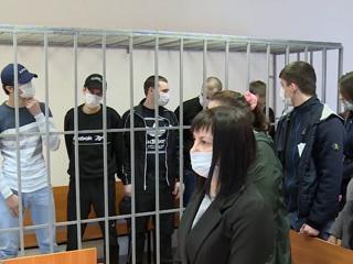 Членов ульяновской группировки 'Советские' осудили на длительные тюремные сроки