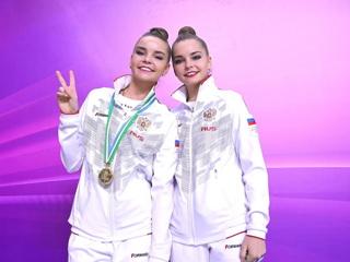 Арина Аверина – чемпионка Европы по художественной гимнастике